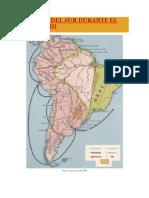 America Del Sur Durante El Siglo Xviii