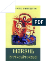 MARSUL DISTRUGATORULUI (1)