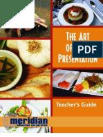 The Art of Food Presentation