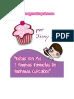 7 Formas de Preparar Cupcakes