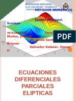 Ecuaciones Diferenciales Parciales Elipticas