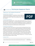 Anshuman MukherjeeProSpective Assessment