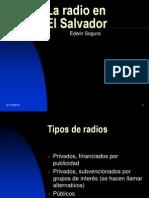 La Radio en El Salvador