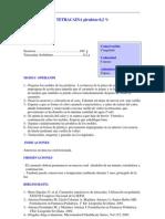 Tetracaina formulacion magistral
