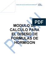 Ficha Tecnica Calculo Hormigon