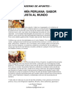 Gastronomia Peruana La Mejor Del Mundo