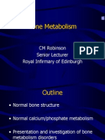 Student Bone Metabolism Ortho
