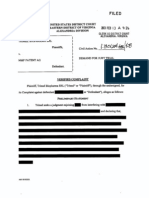 Trimel Biopharma v. M&P Patent