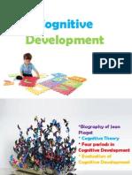 Cognitive Development - Student