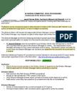 DFO - Publication Rules