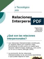 Relaciones Inter Personales