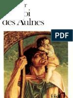 Michel Tournier - Le roi des aulnes