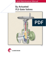 Manually Actuated FL and FLS Gate Valves