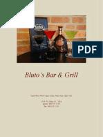 menu grill and bar