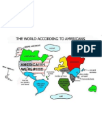 World According to Americans