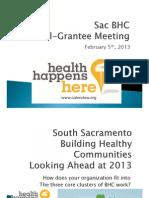 Microsoft PowerPoint - South Sacramento