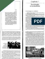 TOMAZI, Iniciação à Sociologia