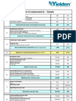 Cost of compressed air - Sample Calculation.pdf