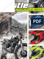 2013 Castle Motorcycle Catalog