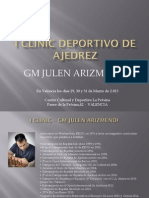 Clinic Julen Arizmendi