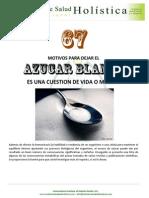 67 Motivos Cientificos Para No Consumir Azucar Blanca