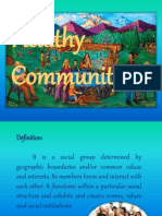 Healthy Community