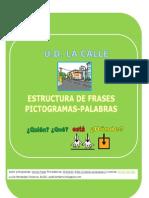 FICHAS ESTRUCTURA FRASES_DÓNDE_CALLE