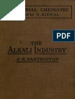 J.R. Partington-Alkali Industry