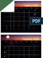 2009 Lunar Calendar