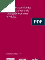 26059444 Manejo de La Depresion en Adultos