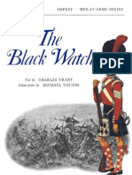Osprey, Men-At-Arms #008 the Black Watch (1971) (-) OCR 8.12