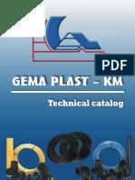 Eng. Katalog Gema Plast - Km