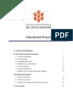 Projecto Educativo Ing