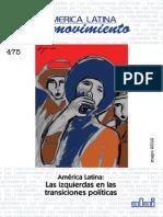 ALAI. AA.VV. A.L. Las izdas. en las transiciones políticas, 5-12