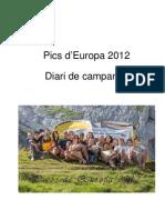 Diari Campanya Pics 2012