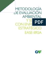Metodologia de Evalaucion Ambiental