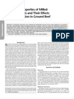 Antioxidant Properties of Milled Rice Co-Products and Their Effects on Lipid Oxidation in Ground Beef-2003-Shih