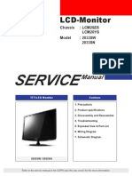 Samsung 2033 Service Manual Cover