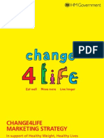 Change4Life Marketing Strategy April09