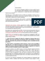 Carta de RENÚNCIA - Futuro APCA