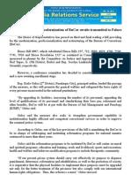 feb14.2013Bill providing for the modernization of BuCor awaits transmittal to Palace