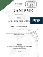 Samuel Auguste Tissot_L' Onanisme