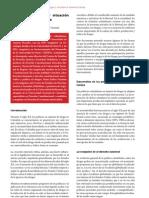 Uprimny y Guzmán (2012) Políticas de drogas y situación carcelaria en Colombia. En Sistemas Sobrecargados