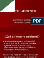 Impacto - EIA
