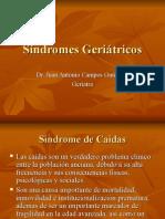 Sindromes Geriatricos