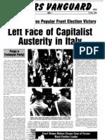 Workers Vanguard No 645 - 10 May 1996
