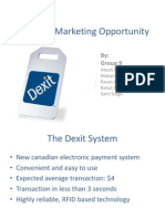 Dexit - A Marketing Opportunity