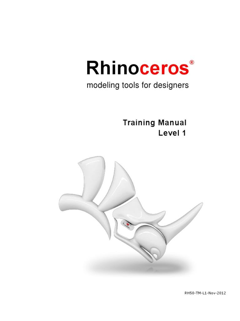 Rhino 5 Level 1 v5 | Button (Computing) | Tab (Gui)