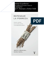 Dossier Prensa Repensar Pobreza