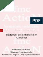 11.TT Demences Non Alzheimer